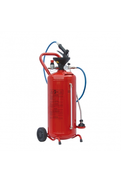 Air power Foamer with pressure tank (50L) RED