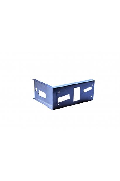 STAFFA SOSTEGNO CONTENITORE GETTONI LUCCHETTABILE - 2012. Mount for coin cassette SD Rim