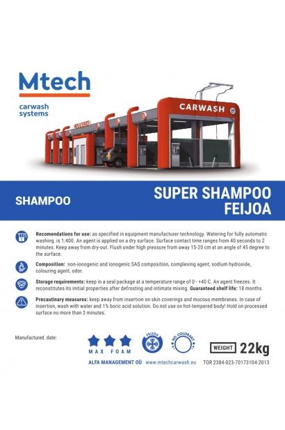 SUPER SHAMPOO FEIJOA 20L