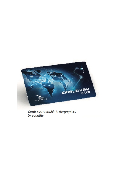 EuroKey Next loyalty card