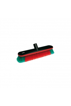 CAR BRUSH 40 CM WITH WATER CHANNEL