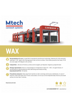 FRESH CHERRY WAX 25L