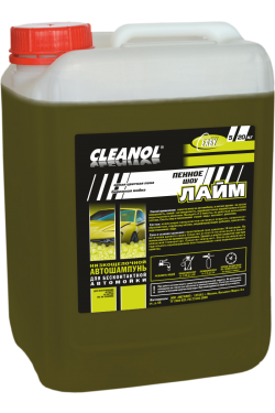 "Shampoo ""Lime"" Cleanol 20 ltr"