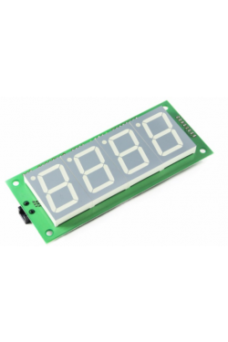 BKF board - 4 digit display (v1.06.0)