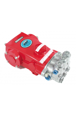 Pump CAT 340D red