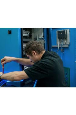 Regular technical maintenance (Every 350+ engine hours)