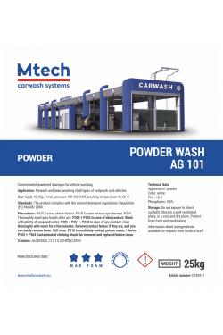 POWDER WASH AG101 25KG