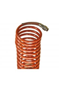 Spray hose 1/4M 10m