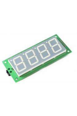BKF board - 4 digit display (v1.06.0)