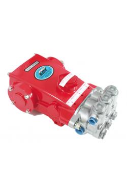 Pump CAT 340D red